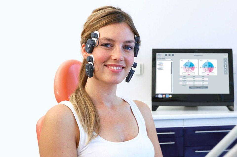 elettromiografia muscoli masticatori